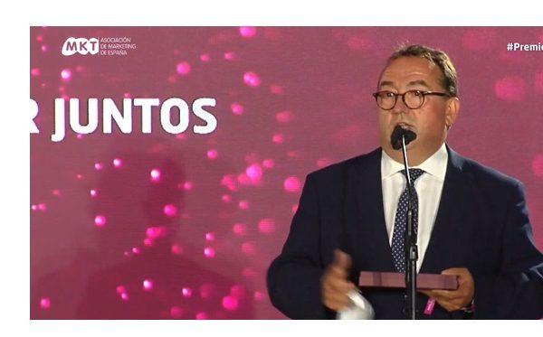 #PremiosMKT, Jose Luis Roza, Director Comercial, HORECA , programapublicidad