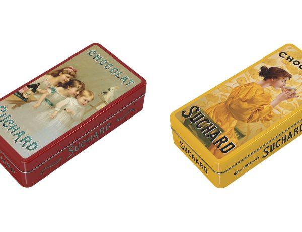 Suchard , campaña navidad, especial, 60 aniversario ,marca, latas vintage ,programapublicidad