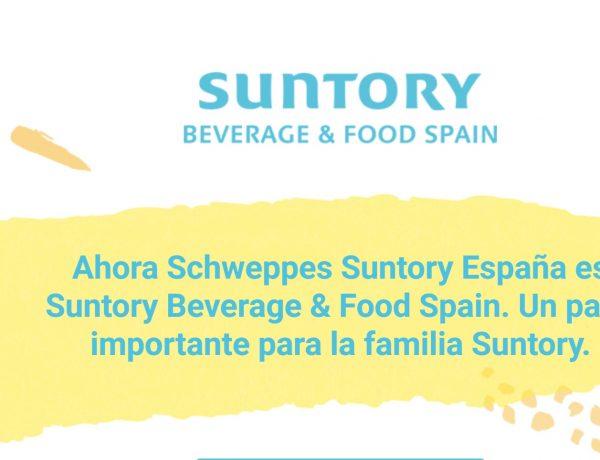 Suntory Beverage & Food Spain, programapublicidad