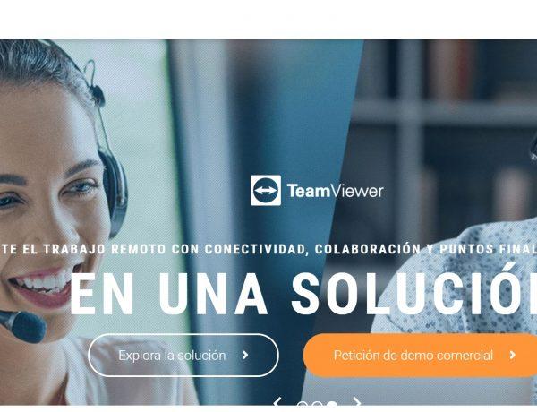 TeamViewer , Microsoft Teams, programapublicidad