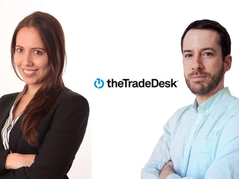 The Trade Desk , España, Ariane Paéz-Bravo ,Alberto Mezquita Martín, programapublicidad