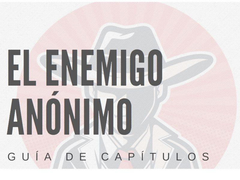 Torres y Carrera, Enemigo Anónimo , serie ,documental , ciberseguridad , España. proyecto, dirigido , periodista , Otto,programapublicidad