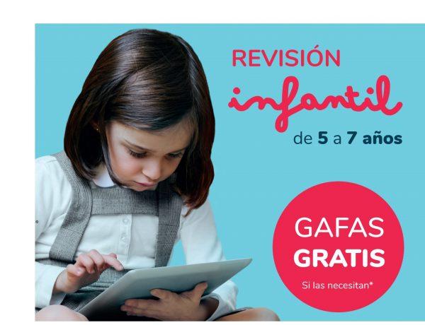 XXI , Campaña ,Escolar , Salud ,Visual ,Infantil , Fundación ALAIN AFFLELOU, grande, programapublicidad