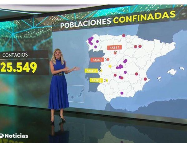 antena3 noticias1, 8 septiembre , 2020, sandra golpe, programapublicidad