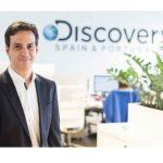 Antonio Ruiz, nuevo Vicepresidente Senior de Discovey España, Portugal y Francia.