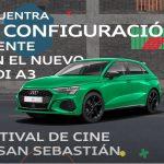 Campaña de DDB, «Configuración X», para Audi