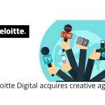 Deloitte Digital extiende oficinas de su consultora creativa Acne pese a la crisis.