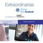 """Vuelve """"Extraordinarias"""", el programa de Zona from Facebook de emprendedoras."""