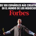 Forbes lanza lista de fenómenos empresariales creativos.