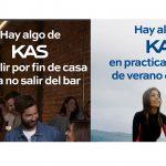 """""""Hay algo de Kas en ser del Norte"""", nueva campaña de INRED para Kas"""
