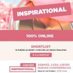 Shortlist de los Premios Inspirational'20 liderada por Arena (7), DDB (6) y Proximity (6)