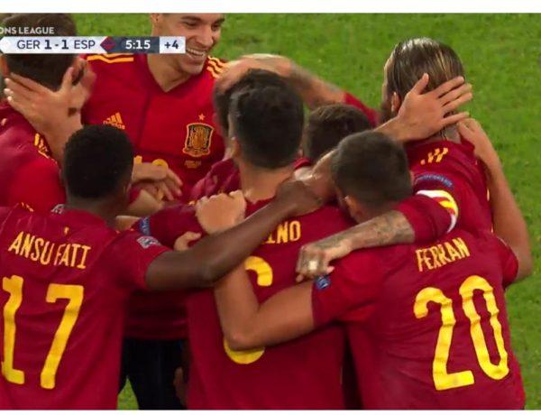 la1, futbol, seleccion, uefa league, germany, esp, programapublicidad