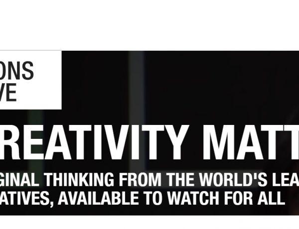 lions live, cannes, lions, creativity, programapublicidad