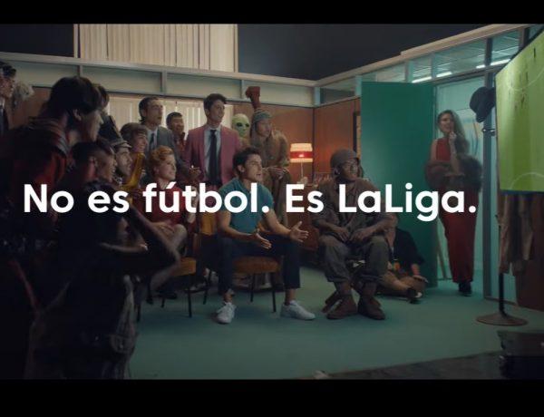 no es futbol , LaLiga ,#HayQueVivirla ,programapublicidad