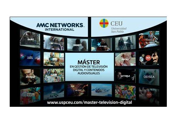 AMC Networks International ,Southern Europe, Universidad ,CEU San Pablo, ,Programapublicidad
