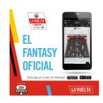 AS y Biwenger presentan el primer juego interactivooficial de La Vuelta.