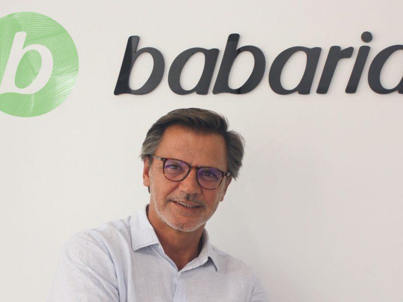 Alejandro Garçon ,Dirección Comercial , Babaria, programapublicidad