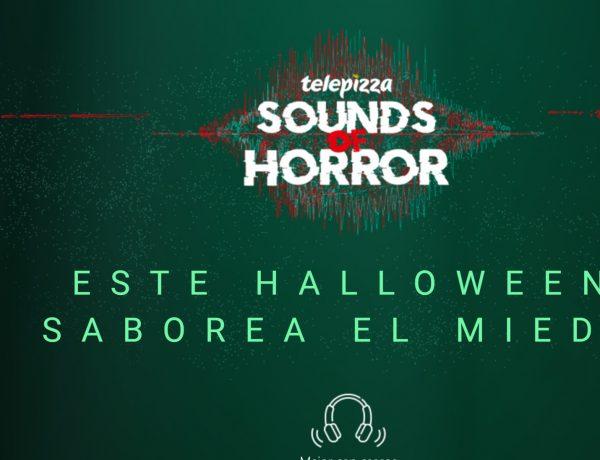 CINE ,TERROR, DDB, Telepizza , Sounds of Horror, original ,campaña sonora, Telepizzas Sounds Of Horror, Halloween ,programapublicidad