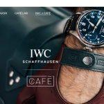 Café Leather seleccionada para colaboración exclusiva con IWC Schaffhausen