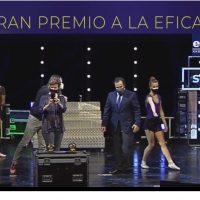 Bankinter, GP Premio Eficacia 2020 con Sioux&Cyranos y Arena. Arena Media, Agencia del Año.