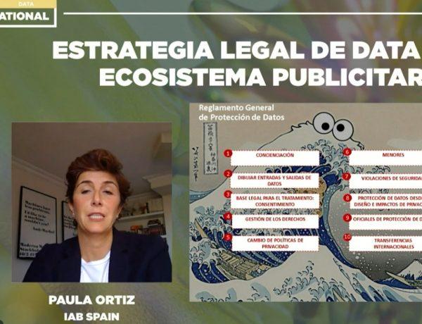 #Inspirational20, RGPD, paula ortiz, estrategia legal, data, ecosistema publicitario, programapublicidad