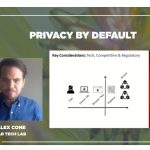 #Inspirational'20: Privacy by default ,user privacy y data protection según Alex Cone.