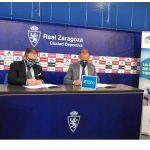 MKTG gestiona el patrocinio entre Energía del Ebro y el Real Zaragoza