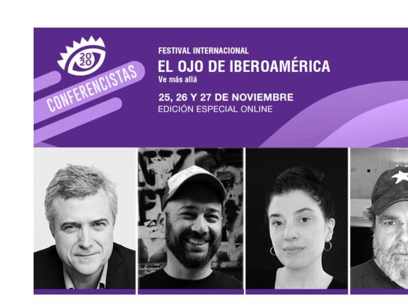 Mark Read, Federico García, Laura Visco , Gonzalo Figari,, nuevos ponentes , #ElOjo2020 ,Programapublicidad