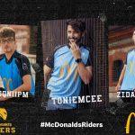 McDonald's entra eSports con lanzamiento de McDonald's Riders.