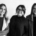 Inma Muñoz, Aida Zurdo y Eloísa Cengotitabengoa a cuenta de BBVA en PS21.