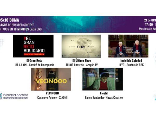 Premio , Mejor #05X10 BCMA ,del año. bcma, programapublicidad