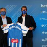 RCD Espanyol  e InnJoo renuevan su patrocinio por otra temporada
