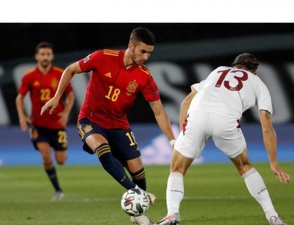 UEFA Nations League, España-Suiza, RTVE, la1, programapublicidad