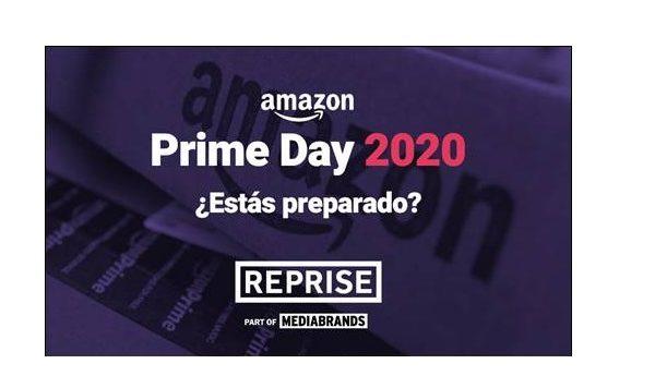 amazon, Prime Day, 2020, reprise, mediabrand, programapublicidad