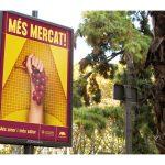 Campaña «Més Mercart!» de AFTERSHARE para Ayuntamiento de Valencia