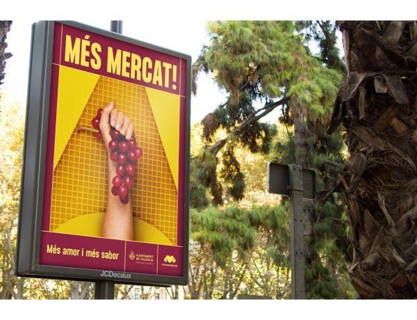 campaña ,Més Mercart!, Regidoria ,Comerç, lAjuntament , València, programapublicidad