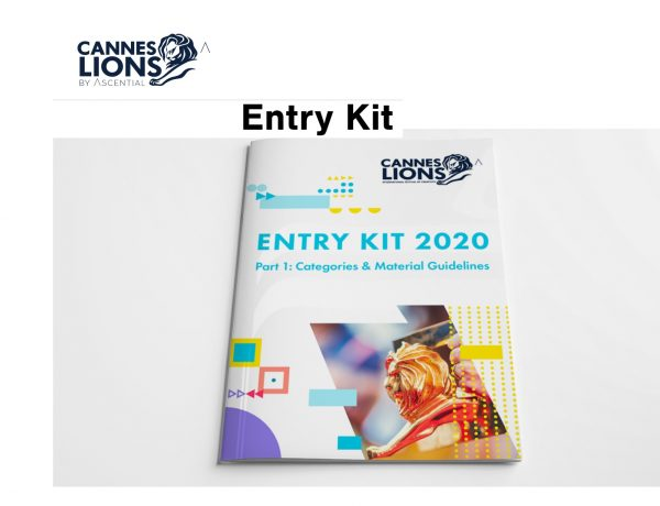 cannes lionss, entry, kits, 2021,programapublicidad