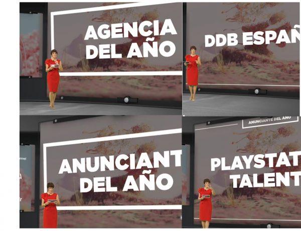ddb spain, playstation talents, tbwa, agencia año, anunciante año, inspirational, programapublicidad