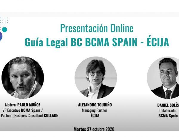 guia, legal, branded content, bcma, ecija, abogados, pablo muñoz, Touriño, solis, programapublicidad