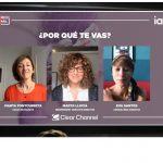 #Inspirational'20, ¿Por qué te vas? Santos, Fontcuberta y Llucià: «No tenemos que hablar de edad sino de capabilities»