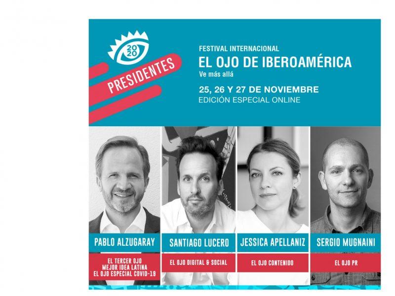 presidentes , ojo, iberoamerica, alzugaray, lucero, apellaniz, Mugnaini, programapublicidad