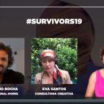 #Inspirational20Online, Rocha y Eva Santos invitan a firmar por los derechos de los mayores en survivors19.com.