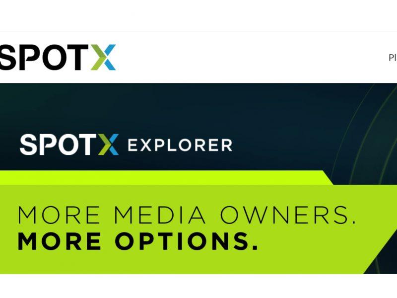 spotX, platform, programapublicidad