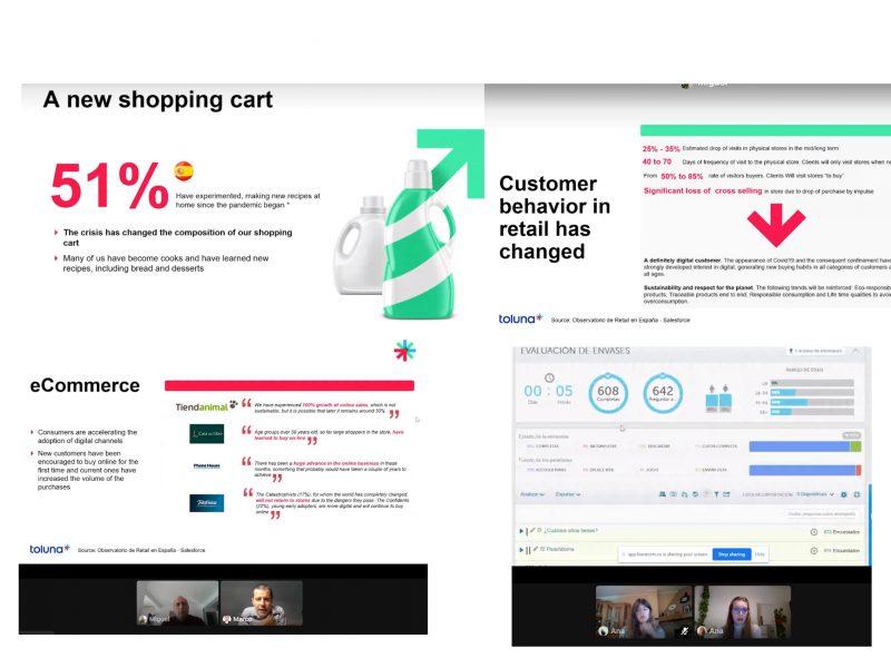 toluna, customer, shopping cart, behavior, retail, programapublicidad