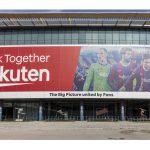 Rakuten y el FC Barcelona estrenan «The Big Picture», mosaico gigante en Camp Nou