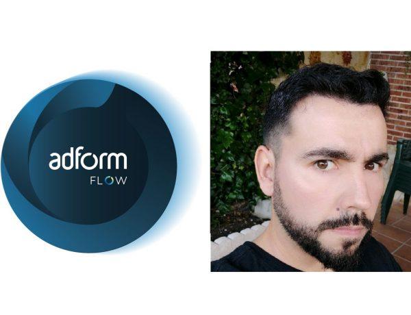 Álvaro Cristóbal Rey ,Sales Director ,Adform , programapublicidad