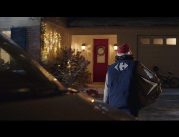 Carrefour, Christmas ,campaign ,The Letter, Publicis Conseil. , programapublicidad