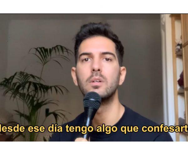 Christian Flores , IN LOVE, amor a Mahou, tírale la caña, redes sociales , #Mahou4ever