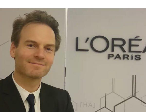 Guillaume Sonolet, Director , marketing, L´Oreal , programapublicidad