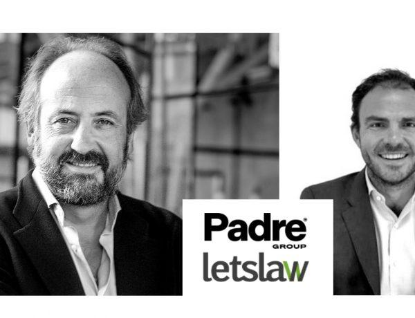 José María Baños , CEO , LETSLAW,Álvaro Villarjubín , CEO ,Padre Group, programapublicidad